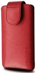 Fixed Sarif 6XL červené pouzdro se zavíraním