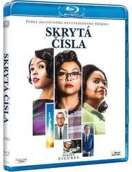 Skrytá čísla - Blu-ray film