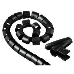 HAMA 20602 trubice pro vedení kabelů, 2,5 m 20 mm