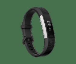 Fitbit Alta HR L černý