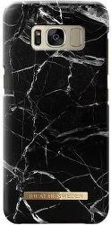 Ideal of Sweden černé mramorové pouzdro na Samsung Galaxy S8