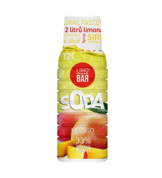Limo Bar Mango sirup (500ml)
