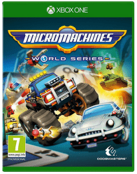 Micro Machines XBOX One hra