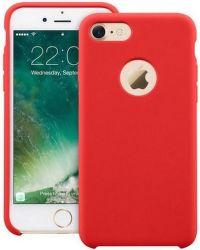 Winner Pouzdro Liquid iPhone 7 červené