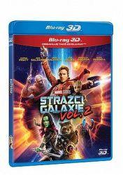 Strážci Galaxie 2 - Blu-ray 3D+2D