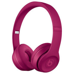 Beats Solo3 Wireless Neighbourhood Collection červená