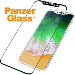 PanzerGlass ochranné sklo pro iPhone X/Xs, černá