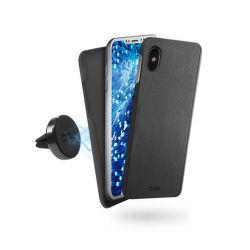 SBS Dual Car pouzdro pro Apple iPhone X a Xs, černá