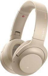 Sony WH-H900NN zlaté