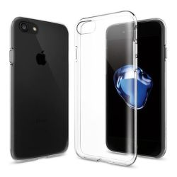 Spigen iPhone 7/8 Case Liquid Crystal, transparentní