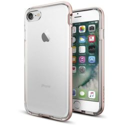 Spigen iPhone 7/8 Case Neo Hybrid Crystal, růžovo-zlatá
