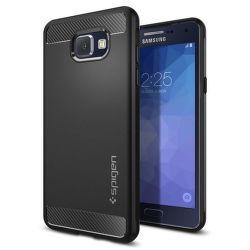 Spigen Samsung Galaxy A5 Case Rugged Armor, černá