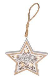 Solight 1V45-S LED vánoční hvězda