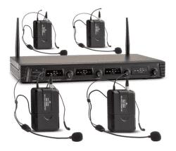 Malone Duett Quartett Fix V3 bezdrátový mikrofonní set