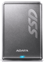 A-DATA SV620H 512GB USB 3.1 titanový