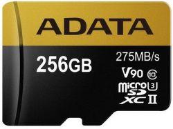 ADATA Premier One microSDXC 256GB UHS-II U3