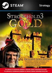 Stronghold 3 Gold - PC hra