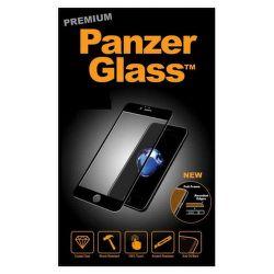 Panzerglass Premium tvrzené sklo pro Apple iPhone 6/6S/7/8, černá