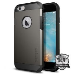 Spigen iPhone 6/6S Case Tough Armor, šedá