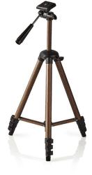 Nedis hliníkový stativ 130 cm 2 kg, bronzová