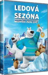 Ledová sezóna 2: Medvědi jsou zpět DVD