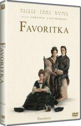 Favoritka DVD
