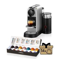 Nespresso Krups Citiz & Milk XN760B10 vystavený kus splnou zárukou