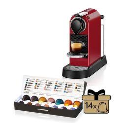 Nespresso Krups Citiz XN740510 vystavený kus splnou zárukou