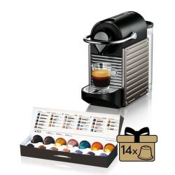 Nespresso Krups Pixie XN3005 vystavený kus s plnou zárukou