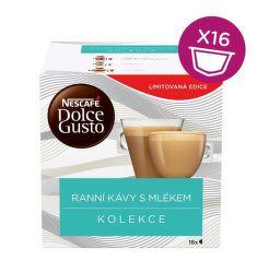 Nescafé Dolce Gusto Ranní kávy s mlékem Mix Box (16ks)