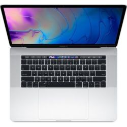 Apple MacBook Pro 15 Retina Touch Bar i7 256GB (2019) stříbrný