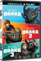 MAGIC BOX Jak vycvičit draka, DVD film
