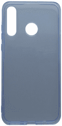 Mobilnet silikonové pouzdro pro Huawei P30 Lite, slabě-modré
