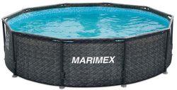 Marimex Florida 3,05 x 0,91 m bez filtrace – motív RATAN
