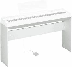 Yamaha L-125 bílý stojan pro piano