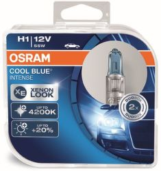 Osram H1 Cool Blue 12 V 55 W 2 ks