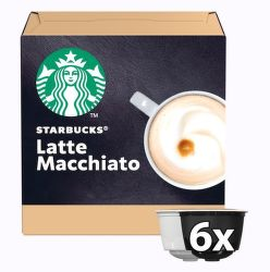 Starbucks Latte Macchiatto 12ks