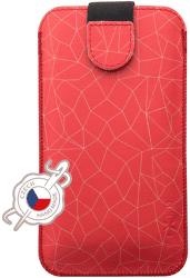Fixed Soft Slim pouzdro vel. 5XL s motivem Red Mesh
