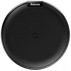 Baseus iX bezdrátová Qi nabíječka, černá