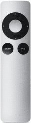 Apple Remote MM4T2ZM/A bílý