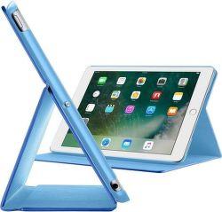 """CellularLine Folio pouzdro pro Apple iPad 9,7"""" (2018) modré"""