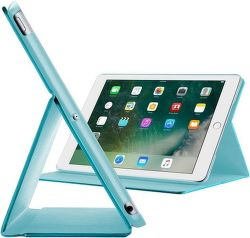 """CellularLine Folio pouzdro pro Apple iPad 9,7"""" (2018) tyrkysové"""