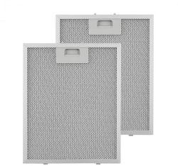 Klarstein 10032224 hliníkový tukový filtr 25,8 x 31,8 cm