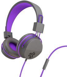 JLab JBuddies Studio fialová dětské sluchátka