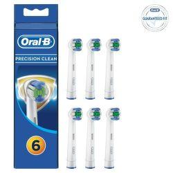 Oral-B EB 20-6 Precision Clean náhradní hlavice (6ks)