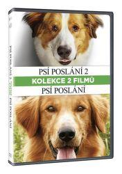 Psí poslání 1,2 - DVD film