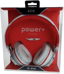 Power+ IP-878 bílo-červená