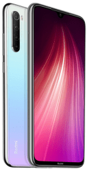 Xiaomi Redmi Note 8T 64 GB bílý