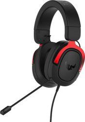 ASUS TUF Gaming H3 černočervený
