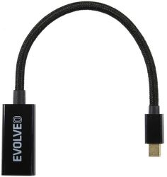 Evolveo Mini DisplayPort - HDMI adaptér